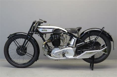 Norton 1930 Model 20 500cc 1 Cyl Ohv