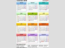 printable quarterly calendar 2018 blank calendar template