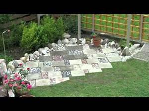 Gartengestaltung Kleine Gärten Bilder : gartenvideo unsere gartengestaltung youtube ~ Frokenaadalensverden.com Haus und Dekorationen