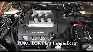 How To Clean Egr Passage In V6 Engine  1998