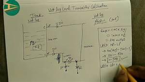 Level Transmitter Calibration Dp Type Wet Leg