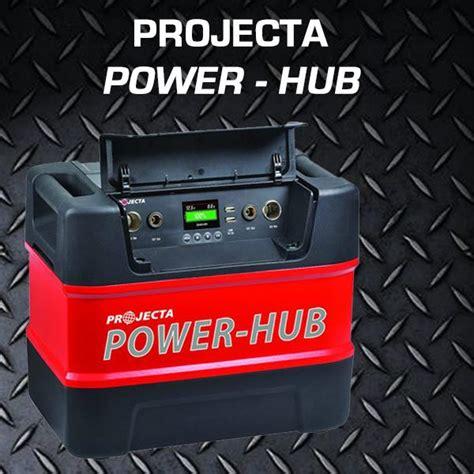 projecta power hub home   volt