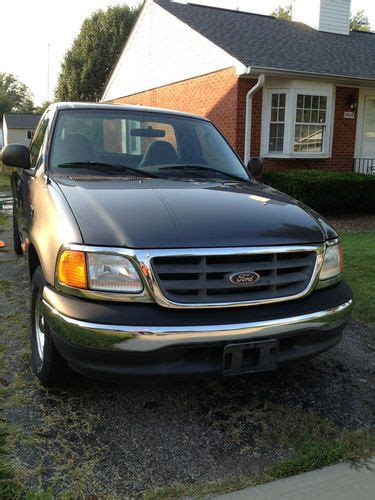 2004 Ford F 150 Xl by Sell Used 2004 Ford F 150 Heritage Xl Standard Cab