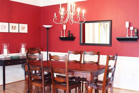 Rote Stühle Esszimmer by Herrliche Rote Esszimmer St 252 Hle In Der Home Deko Ideen Mit