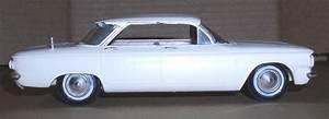 1961 Chevrolet Corvair Amt Smp Built Model Car  U2013 Thingery