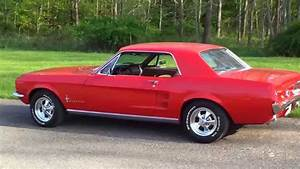 1967 Ford Mustang For Sale (OHIO) Video 2 of 4 SOLD - YouTube