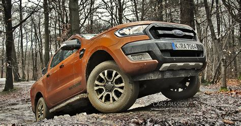 essai ford ranger wildtrak essai 4x4 nouveau ford ranger