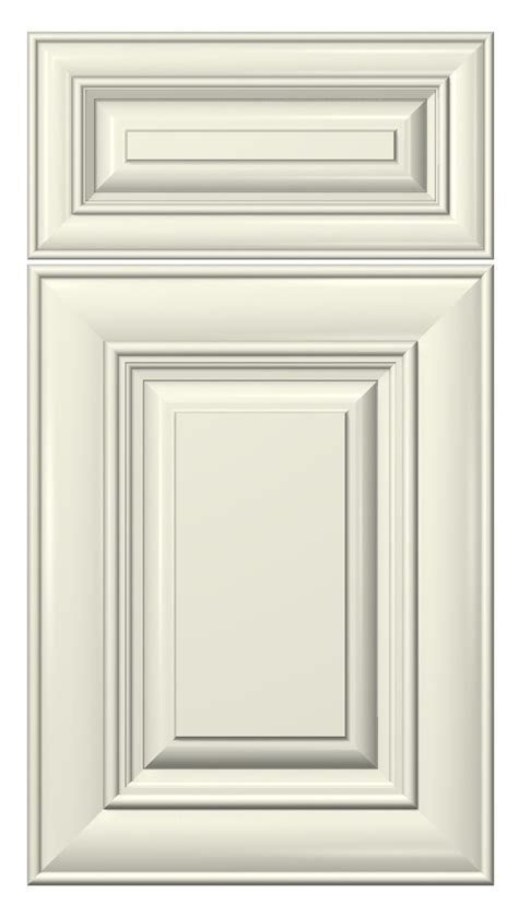 cambridge door style painted antique white kitchen
