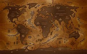 World Map Wallpapers | HD Wallpapers | ID #804
