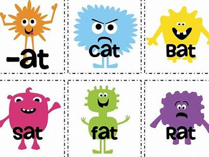 Word Clipart Letter Words Sounds Clip Letters