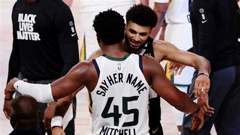 La, who had to go without kawhi leonard and paul george for big chunks of the regular season, deliberately threw their last two games to enter this side of the bracket, a huge call that. NBA Playoffs 2020: Denver Nuggets edge Utah Jazz 80-78 in ...