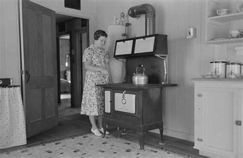 retro kitchen islands vintage of resettlement in arkansas in the 1930s 1938
