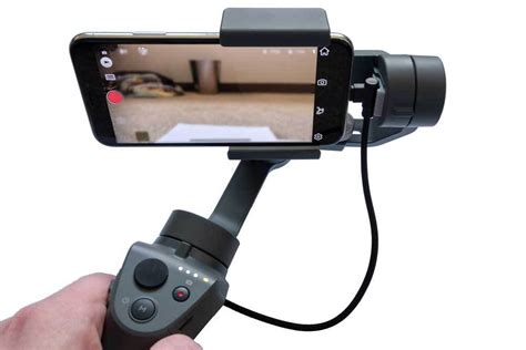 dji osmo mobile   zoom hn rode external mic iphone  gopro automated home smart