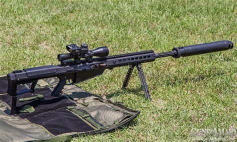 50 Bmg Suppressor by 43 Best Barrett 50 Cal Images On Guns Sniper