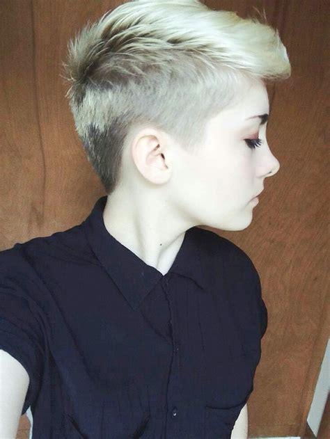 Hairstyles For A Pixie Cut by Pixie Hair Hair Cuts