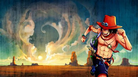 Portgas D. Ace, One Piece Wallpapers Hd / Desktop And