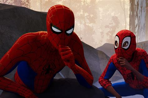 box office spider man   spider verse swings