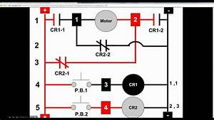 Electrical Troubleshooting Of A Relay Control Circuit