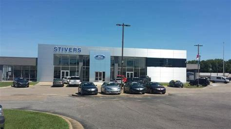 Stivers Ford Lincoln : Montgomery, AL 36116 2642 Car