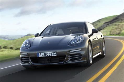 2014 Porsche Panamera Facelift Leaked
