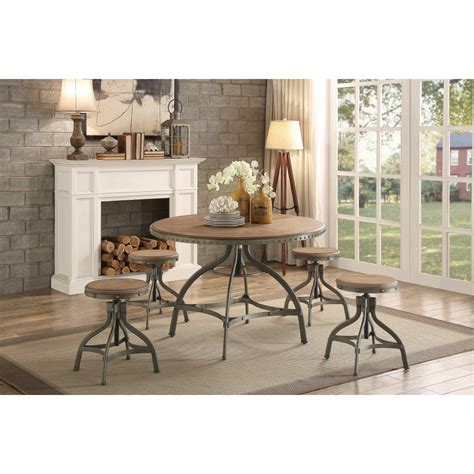 dining table adjustable height