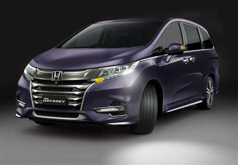 Toyota Nav1 Backgrounds by Honda Luncurkan Honda Odyssey Model Terbaru 2018