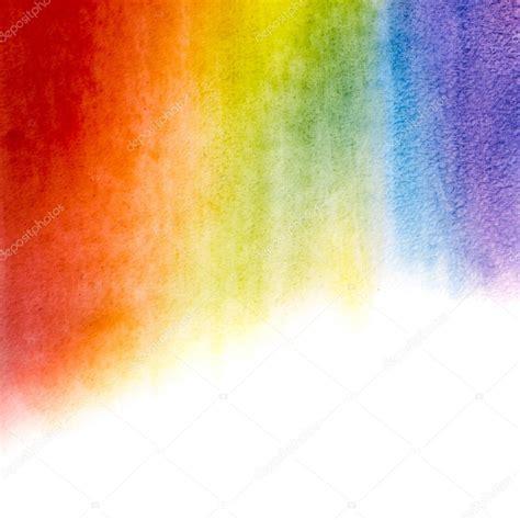 watercolor rainbow background stock photo  oksixx