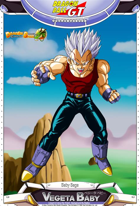 Dragon Ball Gt By Dbcproject On Deviantart