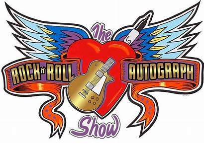 Roll Rock Clipart Clip Cliparts Grammy Autograph