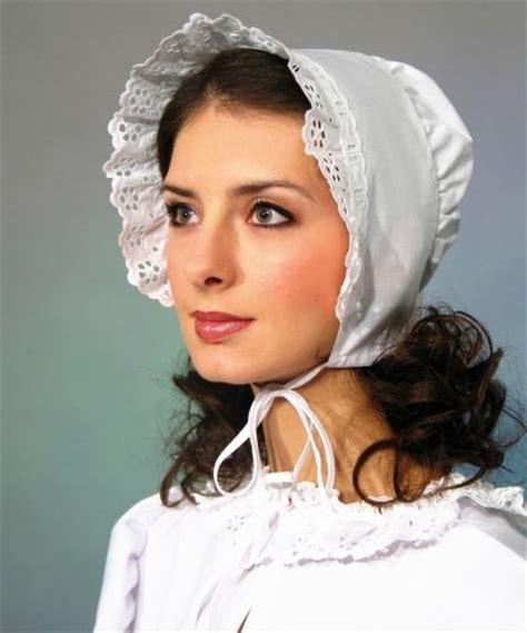 bonnet de style prairie ac1453