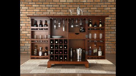Home Bar Cabinets by The Most Valuable Small Bar Cabinet Design For Best Home