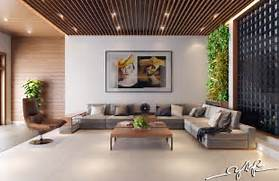 Indoor House Decorating Ideas Interior Design Close To Nature Rich Wood Themes And Indoor Vertical