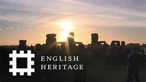 Summer Solstice At Stonehenge 2018