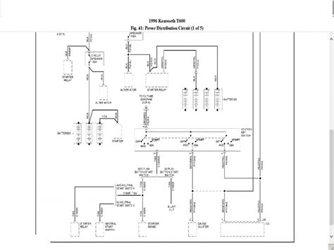 2000 kenworth w900 wiring diagram somurich