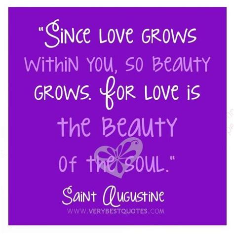 Quotes About Beauty Of Soul