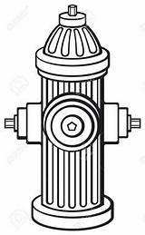 Hydrant Fire Clipart Incendie Bouche Hidrante Fireman Idrante Vuur Clip Af Cartoon Coloring Vector Hydranten Firefighter Boca Contraincendios Drawings Dessin sketch template