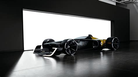 renault f1 concept 2027 renault f1 concept is a driver focused hybrid