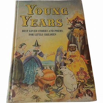 Young Stories Poems Years Loved Children