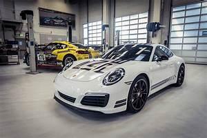 Porsche Exclusive's 911 Carrera S Endurance Racing Edition  Porsche