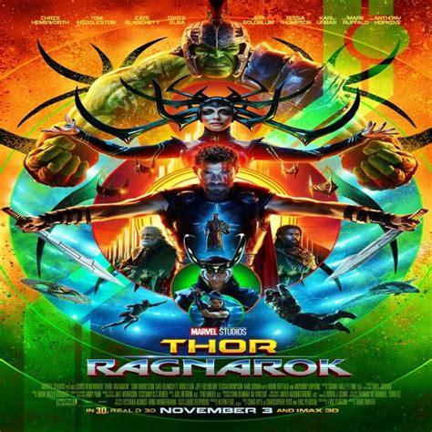 (Ver Pelicula) Thor 3: Ragnarok (2017) Película Completa