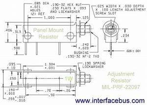engineering resistor dictionary panel mount resistor With tolerance adjustment dictionary of electronic and engineering terms