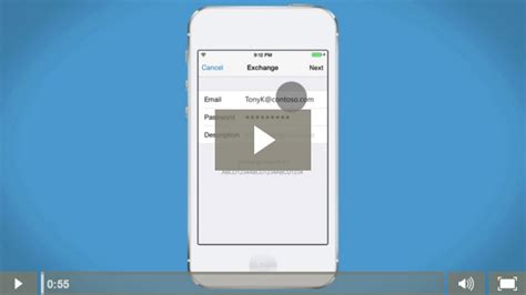 add office 365 email to iphone set up office 365 email on iphone or ipod touch