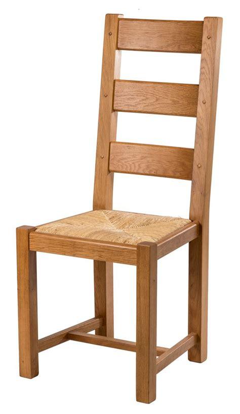 chaises rustiques chaises en bois rustiques paillées personnalisables pour