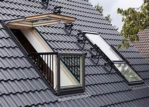 Kosten Einbau Dachfenster : dachfenster cabrio von velux produkttrends ~ Frokenaadalensverden.com Haus und Dekorationen