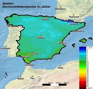 Beste Campingplätze Spanien : spanien wetter klima klimatabelle temperaturen und beste reisezeit ~ Frokenaadalensverden.com Haus und Dekorationen