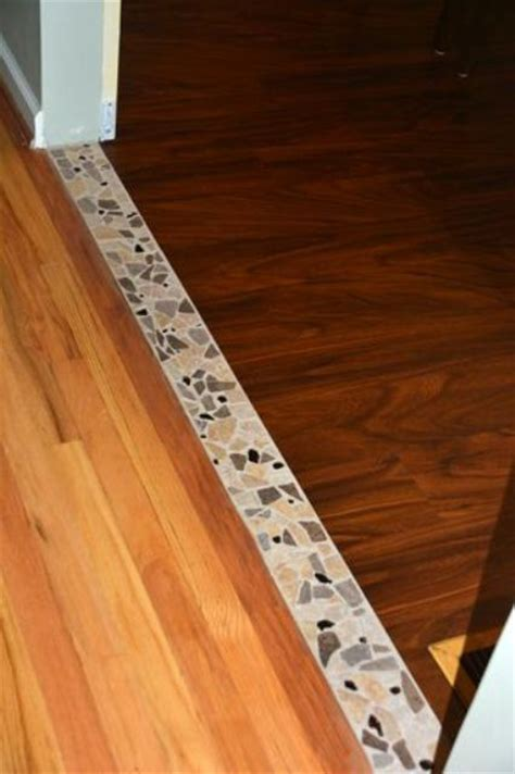 vinyl plank flooring room transition 4 ways and 26 exles to ease the floor transition digsdigs