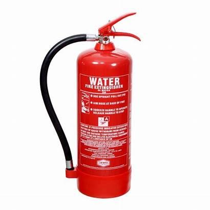 Fire Extinguisher Water Jewel Litre Extinguishers Equipment