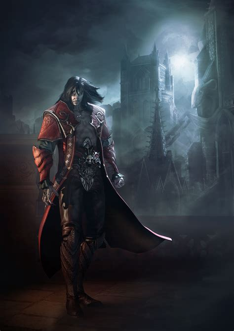 Gabriel Belmont From The Castlevania Series