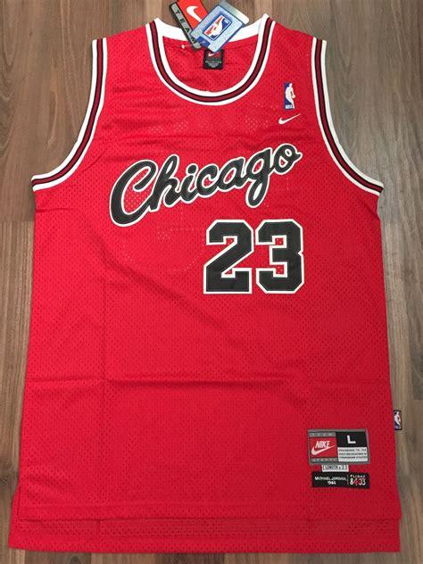 Vintage Gear Nike Michael Jordan Bulls Rookie Jersey