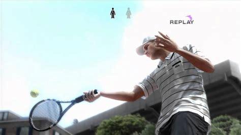 Vuelve la competición a las pistas de tenis en primavera de 2011, con los mejores jugadores del circuito luchando por convertirse en el número 1. Virtua Tennis 4 Gameplay Demo (Xbox 360) - YouTube